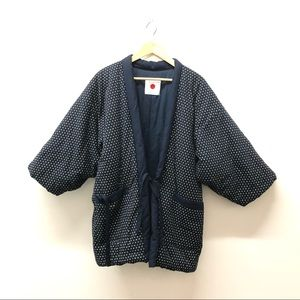 Best Made Co. Japanese Quilted Hanten Made in Japan